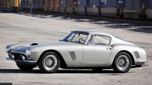 1962 Ferrari 250 GT SWB. £ If you have to ask….