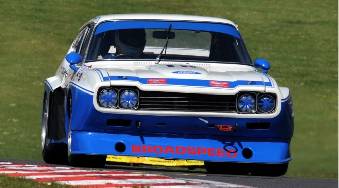 1973 Broadspeed Capri. £POA