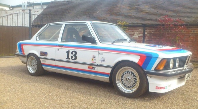 1980 E21 with V8 4.4l M62 Engine. £10k