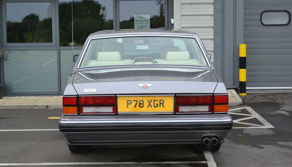 1997 bentley turbo r 14k uks coolest used cars turbo r 2 sciox Images