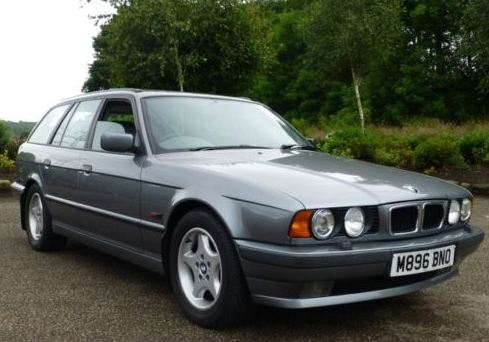 1994 bmw 530i v8 manual uk 39 s coolest used cars. Black Bedroom Furniture Sets. Home Design Ideas