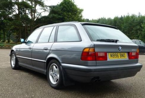 1994 bmw 530i v8 manual 1 7k uk s coolest used cars rh midlifecarisis com 1994 BMW 530I Interior 1994 bmw 525i owners manual