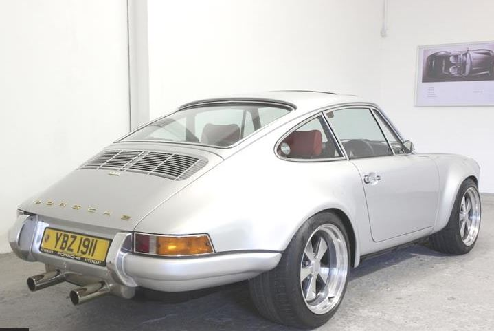 Backdating 964 porsche custom