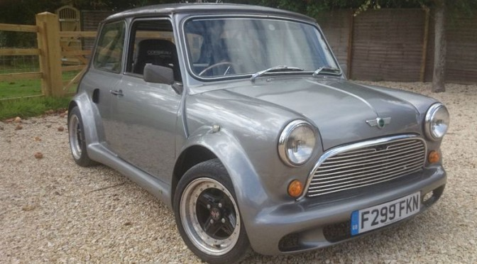 1989 Vtec Mini conversion. Auction